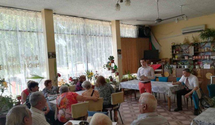 """Явор Божанков в Долна Оряховица: """"Работниците да бъдат на първо място при удовлетворяване на вземанията"""""""