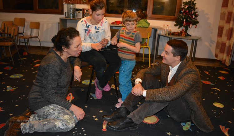 Явор Божанков: Държавата трябва да подкрепи училището за талантливи деца в с.Русаля