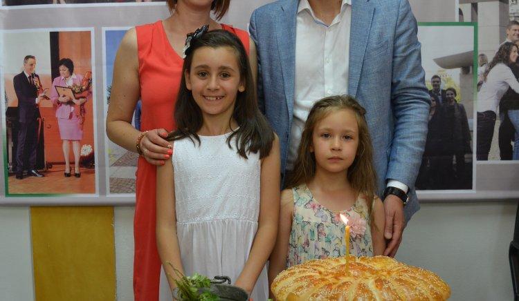 Валентин Ламбев откри приемна за граждани във Велико Търново
