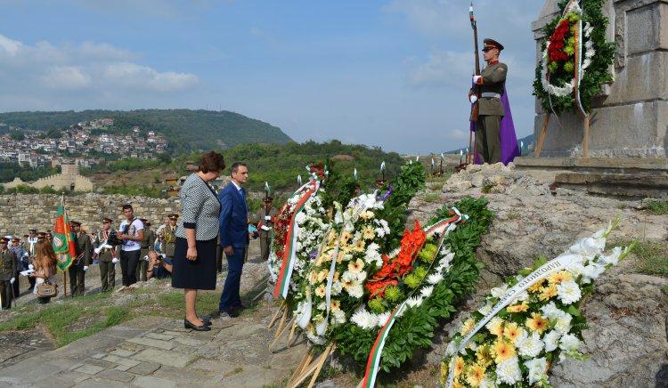 Търновските социалисти почетоха Деня на независимостта
